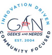 GaN Logo - circle